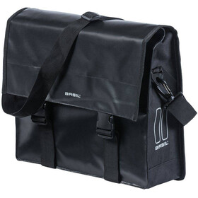 Basil Urban Load Shoulder Bag 15-17l, black/black
